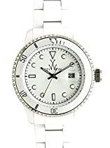 Luxury Watches - Plasteramic Watch Collection - White