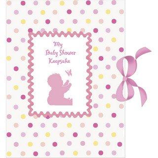 Tickled Pink Shower Keepsake front-961669