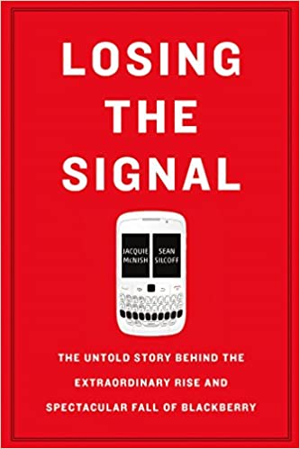 losing the signal business books 2016