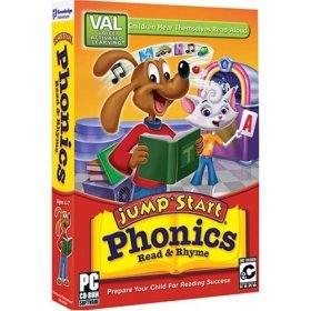 Jumpstart Phonics - Read & Rhyme