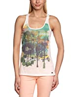 7 For All Mankind Top Rower (Blanco)