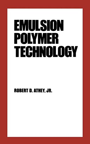 Emulsion Polymer Technology (Plastics Engineering)