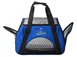 Zampa Soft Sided Kennel For Small Size Puppies Cat S Carrier