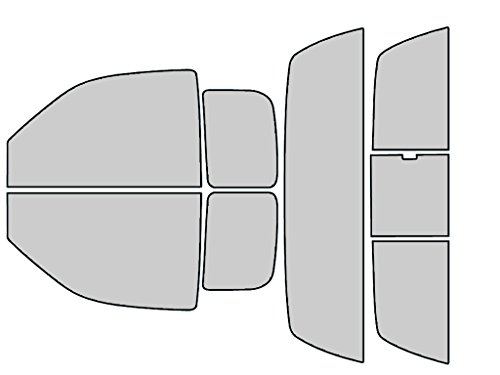 Rtint Window Tint Kit for Dodge Dakota 1997-2004 (2 Door) - Back Kit - 20% (Dodge Dakota Back compare prices)