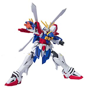 HG FC #110 G God Gundam 1/144 model kit