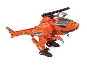 VTech 80-141404 - Switch and Go Dinos - Velociraptor (Hubschrauber)
