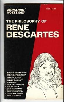 Descartes: Philosophy Summary