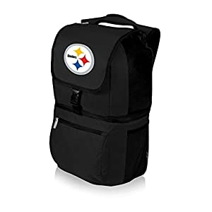 NFL Zuma Insulated Cooler Backpack, Pittsburgh Steelers at Steeler Mania