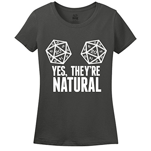Bless Vanish Yes, They're Natural D&D T-Shirt