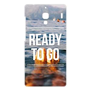 a AND b Designer Printed Mobile Back Cover / Back Case For Xiaomi Redmi 1S (XOM_R1S_3D_1537)
