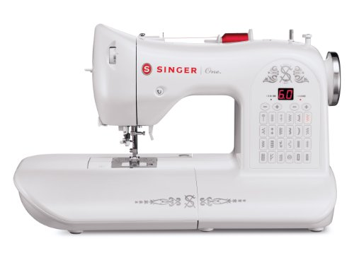 SINGER One Easy-to-Use Computerized Sewing Machine (Digital Sewing Machine Singer compare prices)