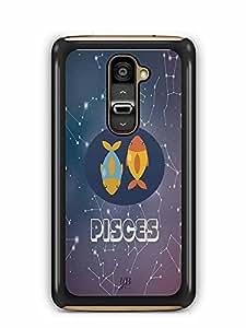 YuBingo Pisces Designer Mobile Case Back Cover for LG G2