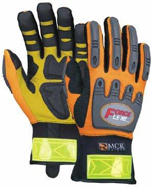 MCR Force Flex HV100 Exxon Glove - XXX-Large