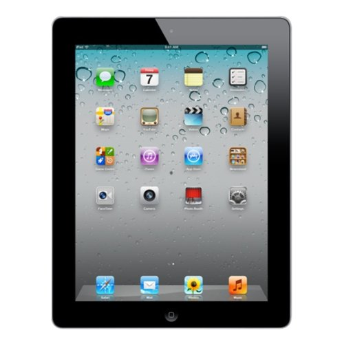 Apple iPad 2 64GB with Wi-Fi + 3G for AT&T - Black MC959LL/A