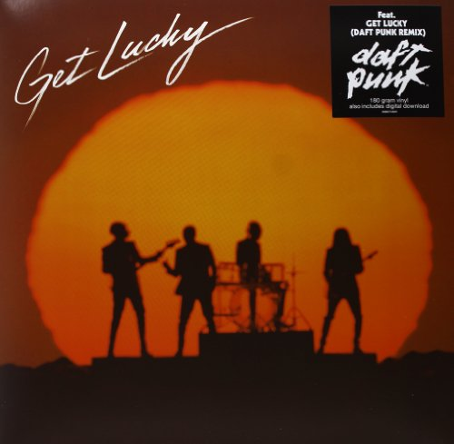 Daft Punk - Get Lucky (Radio Edit) [feat. Pharrell Williams] - Single - Zortam Music