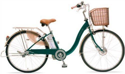 サンヨー 電動ハイブリッド自転車:エネループバイク CY-SPA226(G) CY-SPA226(G)