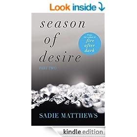 A Lesson of Intensity: Season of Desire Part 2 (Seasons Quartet Book 1)