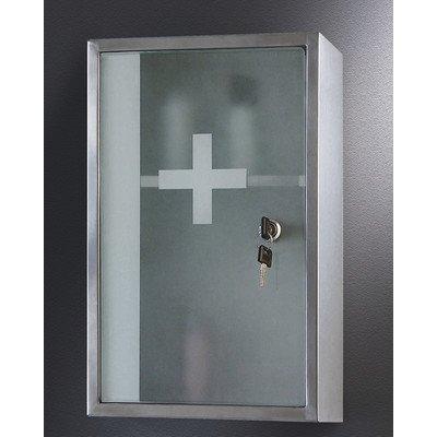 "9.88"" x 15.75"" Surface Mount Medicine Cabinet"