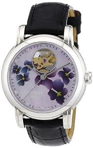 Tissot Damen-Armbanduhr LADY HEART T0502071610600
