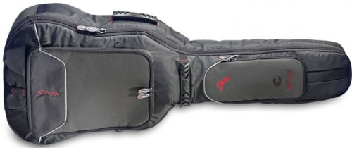 Stagg Stb-Sup20W Superior 20 Series Deluxe Gigbag For Western/Dreadnought Acoustic Guitar