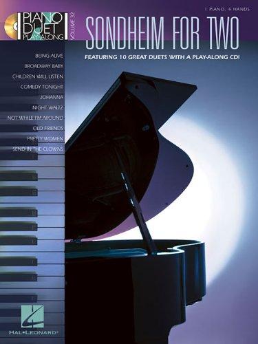 Sondheim for Two (Book & CD Vol 32)