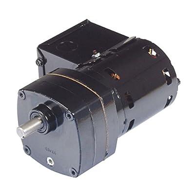 Bison Model 016-175-0013 Gear Motor 124 RPM 1/20 hp 115V 60/50HZ. coupons 2015