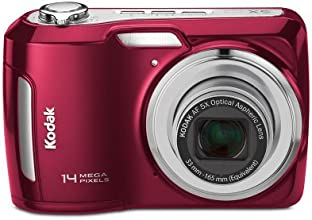 Kodak Easyshare C195 Digital Camera (Red)
