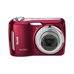 Kodak Easyshare C195 Digital Camera (Red)
