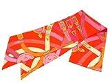 エルメス HERMES  Silk  Maxi twilly マキシ ツイリー トゥイリー H091698S レッドマルチ 並行輸入品