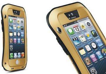 IPhone5 5S 5c 防水 防塵 耐衝撃 パワー ケース