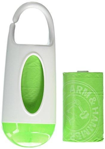 munchkin-arm-and-hammer-diaper-bag-dispenser-green
