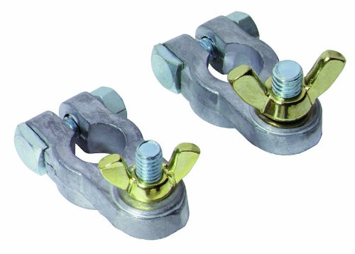 Attwood Polarized/Wing Nut Battery Terminals