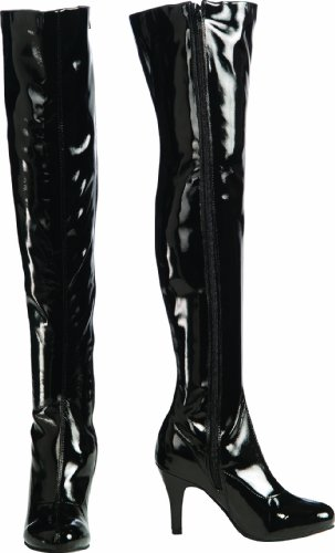 Thigh-High Boots Stiletto Heels