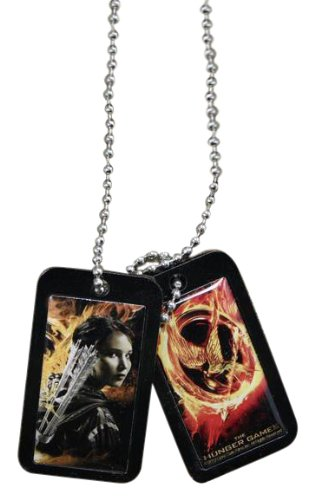 The Hunger Games Movie Epoxy Dog Tags Katniss