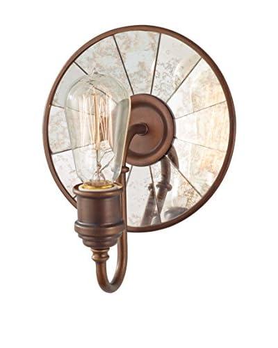 Feiss 1-Light Wall Bracket, Astral Bronze