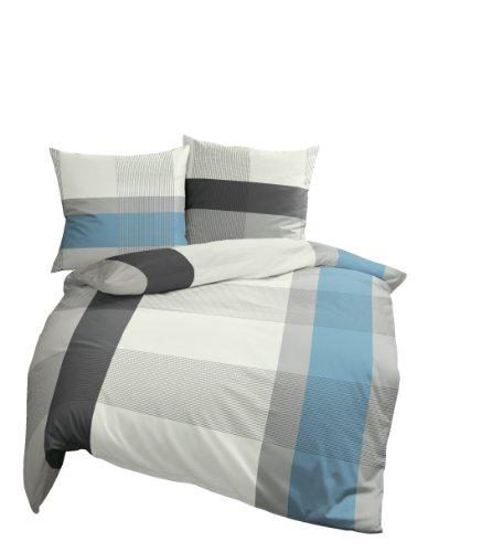 bierbaum 6304 02 microfaser velours fleece bettw sche dessin 6304 135 x 200 und 80 x 80 cm. Black Bedroom Furniture Sets. Home Design Ideas