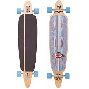 Lush Generator Longboard Skateboard Down Hill Carve Board