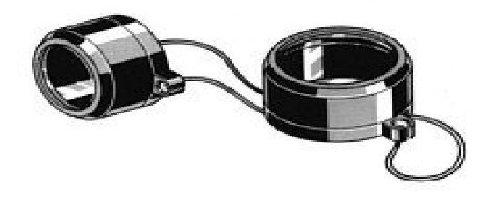 Wideview Scope Mount 40mm Haze Filter Lens Caps