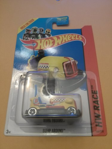 Hot Wheels HW Racing Bump Around 166/250 2014 - 1