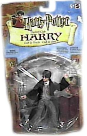 Picture of Mattel Harry Potter Dueling Club Figure (B000BH5IIG) (Harry Potter Action Figures)