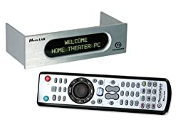 Thermaltake A2328 Media Lab with Remote Control (Silver)