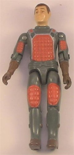 GI JOE STRAIGHT ARM FLASH LOOSE - 1
