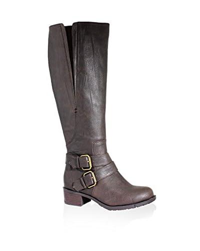 Intaglia Women's Vermont Wide Calf Boot