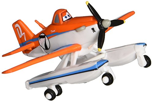 Disney Planes Racing Dusty with Pontoons Diecast Vehicle - 1