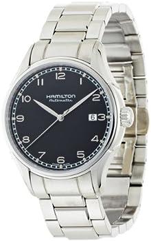 Hamilton Men's Valiant Black Watch