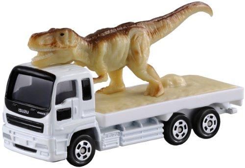 トミカ No.030 恐竜搬送車 (ブリスター)