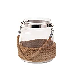 Dockside Small Candle Lantern Indoor Or Outdoor Decor