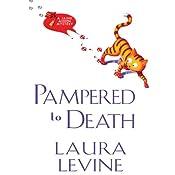 Pampered to Death: A Jaine Austen Mystery | Laura Levine