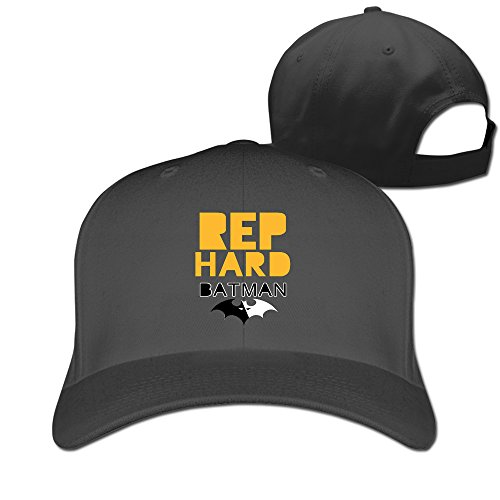 COOL CAPS Rep Batman Hard Baseball Cap Black