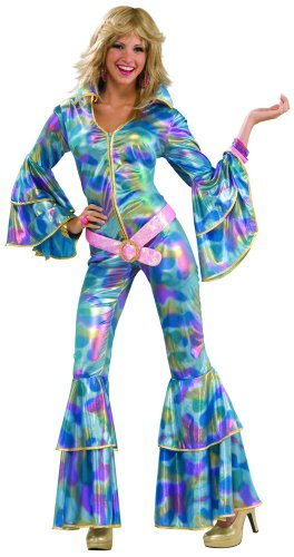 Disco Mama Adult Costume (XS/S)
